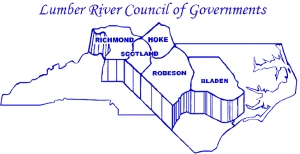 Bayless, Holloway honored by Lumber River Council of Governments