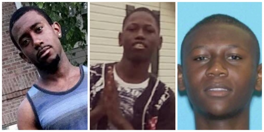 "Timonte ""Monte"" Ykwon Purvis, Jakob Shaleef Slade and Jalen Quick are wanted by investigators in Scotland County for a series of regional break-ins and thefts."