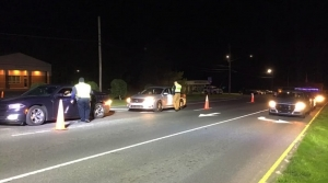 Hamlet checkpoint results in 60 citations, 10 drug charges