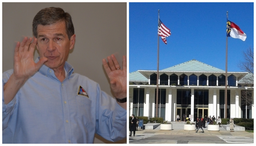 Cooper, NCGA leaders still at odds over state budget