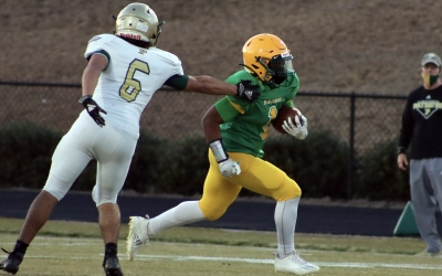 Spencer, Green propel JV Raiders to comeback win in season opener