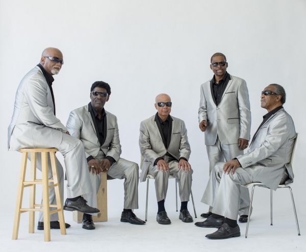 Gospel Group the Blind Boys of Alabama will kick off the Givens Performing Arts Center Professional Artist Season on Sept. 12 at 7:30 p.m.