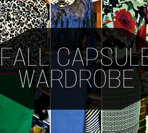 "RO fashion consultant Jewyll Pearce introduces the ""capsule wardrobe."""