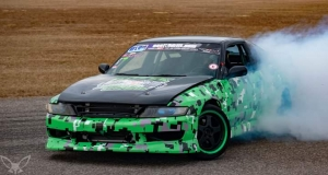 MB Drift slides into Rockingham Speedway this weekend