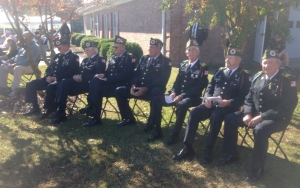 "AmVets of Rockingham Post 316 Attend Richmond County Hospice ""Salute to Veterans"" Event."