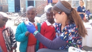 UNCP junior humbled after Kenya mission trip