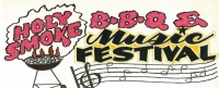 Holy Smoke BBQ and Music Festival will be held at First Methodist Church in Rockingham from 11 a.m. - 3 p.m. Saturday.