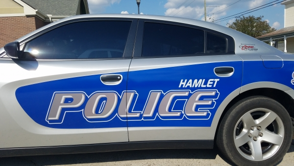 HAMLET POLICE: Victim tied up, robbed of purse and pills