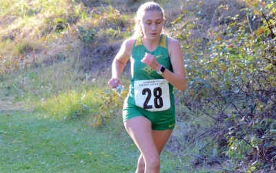 Lady Raiders XC grinds out second-place finish at Elks Lodge course