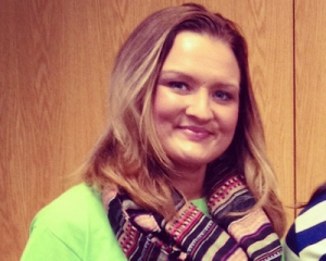 RCC's Amanda Faulk was selected to help with the state's substance abuse prevention program.