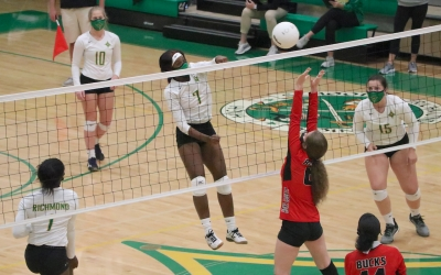 Lady Raiders 'aggressive' in sweep of Hoke County to even record