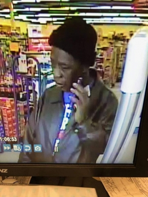 Investigators with the Hamlet Police Department say this man stole clothing and jewelry from Family Dollar last week.