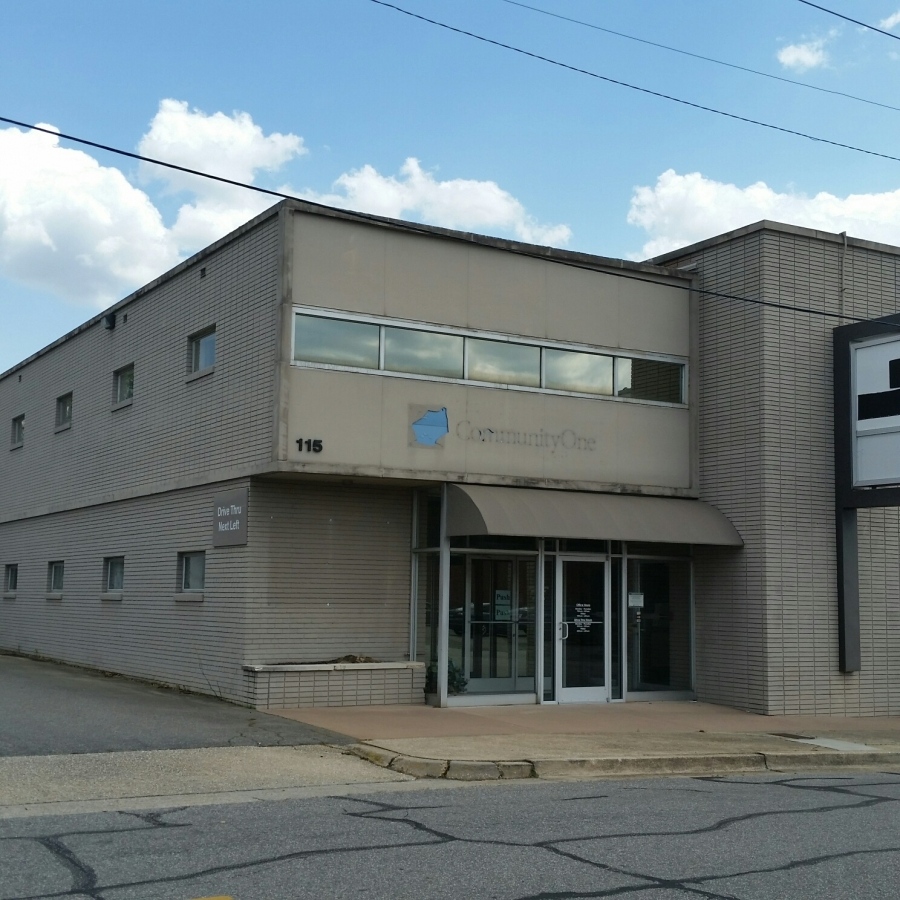 A Building of Interest to the Rockingham Downtown Development Corporation