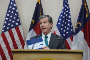 Gov. Roy Cooper unveiled his spending plan for the upcoming two-year budget cycle on Wednesday, March 6. He proposed budgets of $25.2 billion for 2019-20, and $25.9 billion for 2020-21