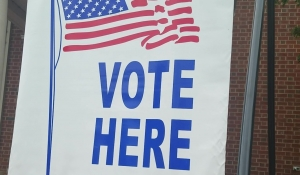 ELECTION DAY TUESDAY: 2 polling locations change; three write-in candidates seek votes