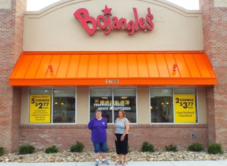 Bojangles Hosts Fundraiser for Richmond County Special Olympics